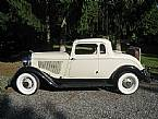 1933 Dodge Rumble Seat Picture 5