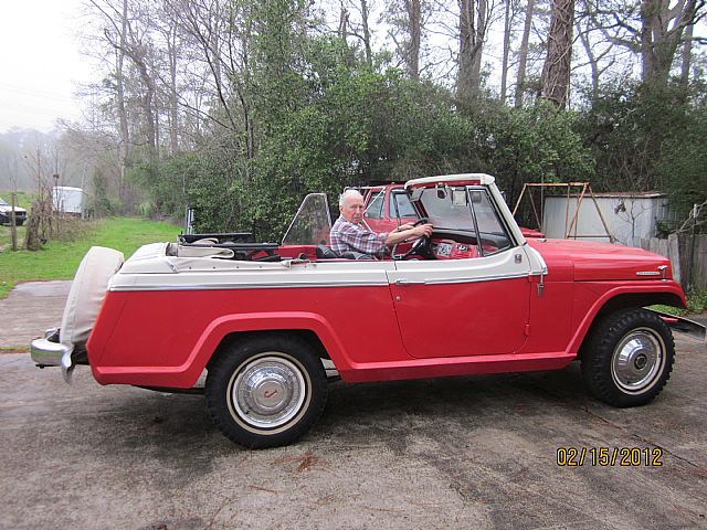 1967 Jeep Jeepster For Sale Houston, Texas