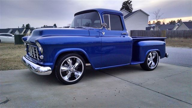 1955 chevrolet truck for sale columbia south carolina. Black Bedroom Furniture Sets. Home Design Ideas