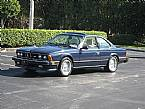 1987 BMW M6 Picture 5