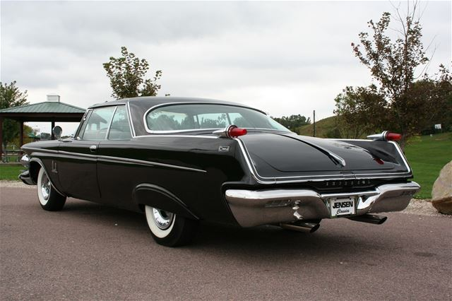 1962 Chrysler Imperial Crown For Sale Sioux City Iowa