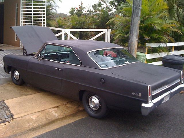1966 Chevrolet Chevy II For Sale Ponce, Florida