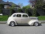 1937 Ford Bustle Back Sedan Picture 5