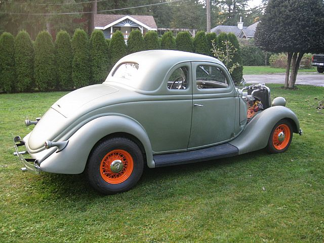 1935 ford 5 window coupe for sale langley british columbia for 1935 ford 5 window coupe for sale