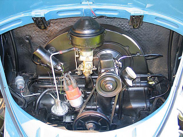 1959 Volkswagen Beetle For Sale Alexandria Virginia