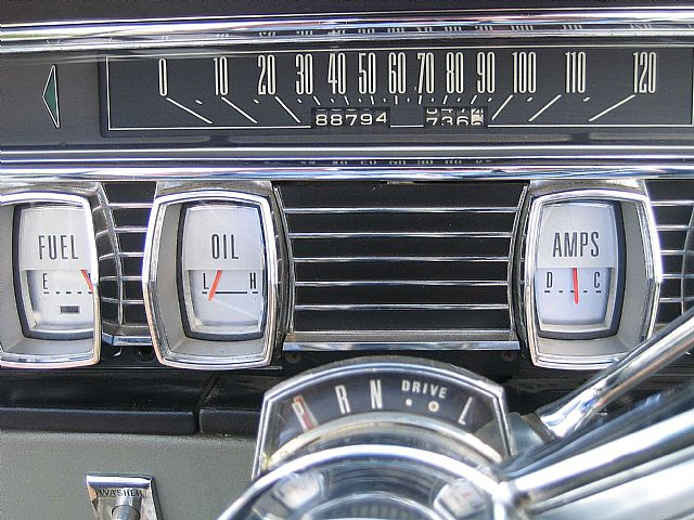 1965 Lincoln Continental For Sale Houston Texas