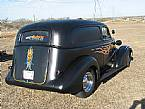 1937 Chevrolet Sedan Delivery Picture 5