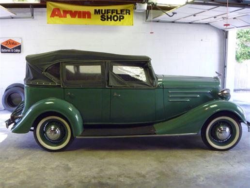 1935 Chevrolet Master Holden Phaeton For Sale Pine Beach, New Jersey