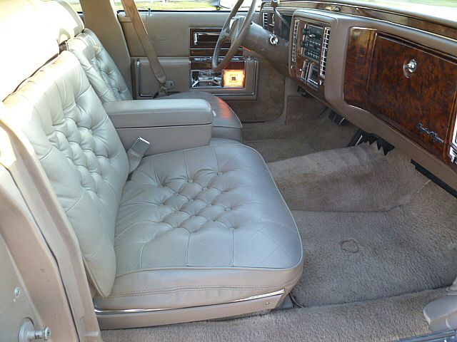 1991 cadillac brougham for sale farmers branch texas collector car ads