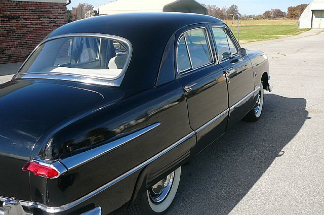 1951 ford custom for sale richmond kentucky for 1951 ford 4 door