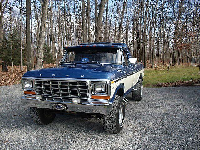 used 1979 ford f150 4x4 for sale on craigslist 1 autos post. Black Bedroom Furniture Sets. Home Design Ideas