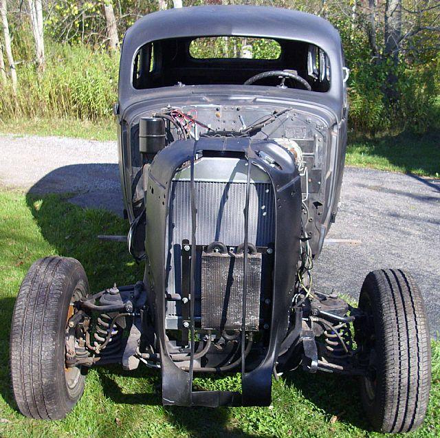 Unfinished Wide Body Pontiac Feiro Gt For Sale: 1936 Pontiac Chieftain For Sale Grand Island, New York