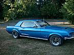 1968 Ford Mustang Picture 5