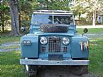 1962 Land Rover Series 2a Picture 5