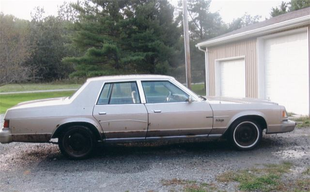 Dodge Raider For Sale >> 1980 Dodge St Regis For Sale Athens, Pennsylvania