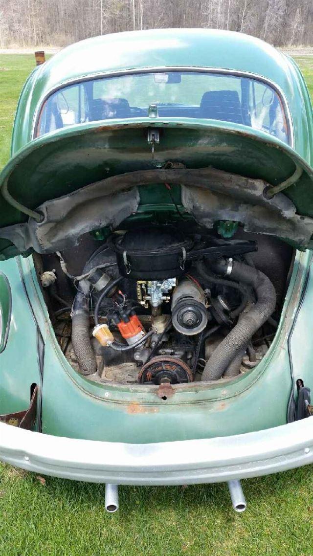 1970 Volkswagen Beetle For Sale Milan Michigan