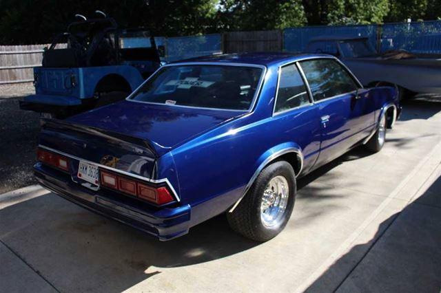 1978 Chevrolet Malibu Pro Street For Sale Medway, Ohio