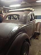 1936 Ford 5 Window Coupe Picture 5