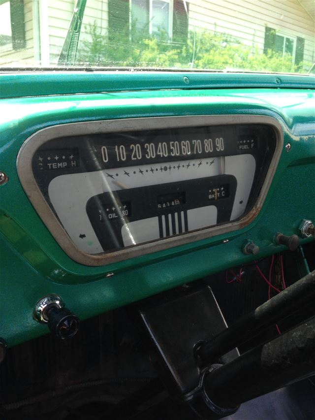 1953 Ford F100 Wiring Harness