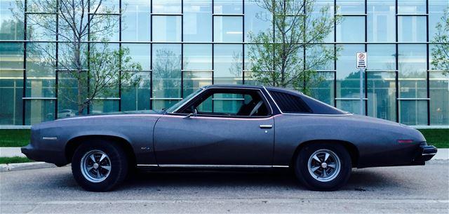 1975 Pontiac Grand Am For Sale Saskatoon Saskatchewan