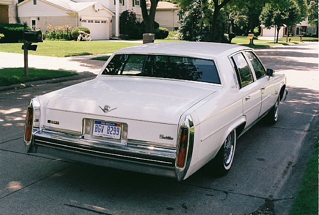 1982 Cadillac Sedan DeVille For Sale Troy, Michigan