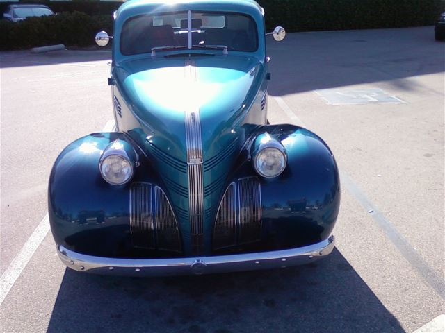 1939 Pontiac Coupe For Sale Santa Barbara California