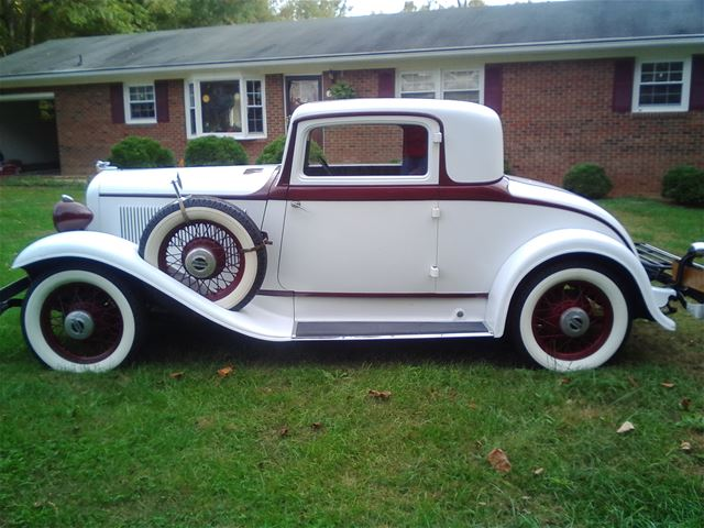 1932 plymouth pb coupe for sale reidsville north carolina for 1932 plymouth 2 door sedan