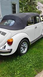 1978 Volkswagen Super Beetle Picture 5