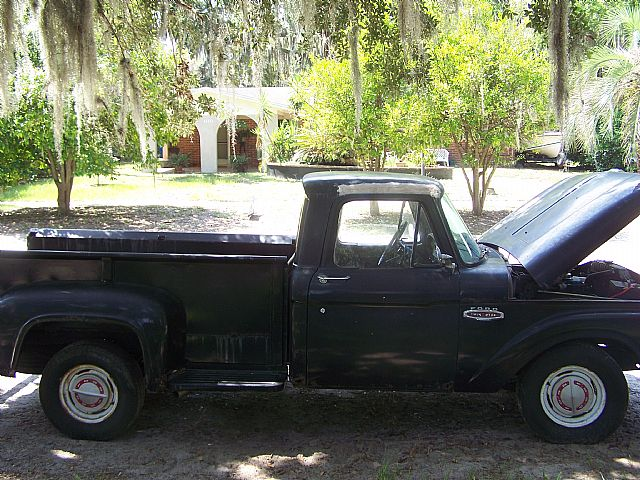 Related Pictures 1966 ford f 100 stepside submited images pic 2 fly