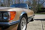1982 Mercedes 500SL Picture 6