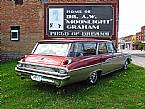 1962 Mercury Station Wagon Picture 6