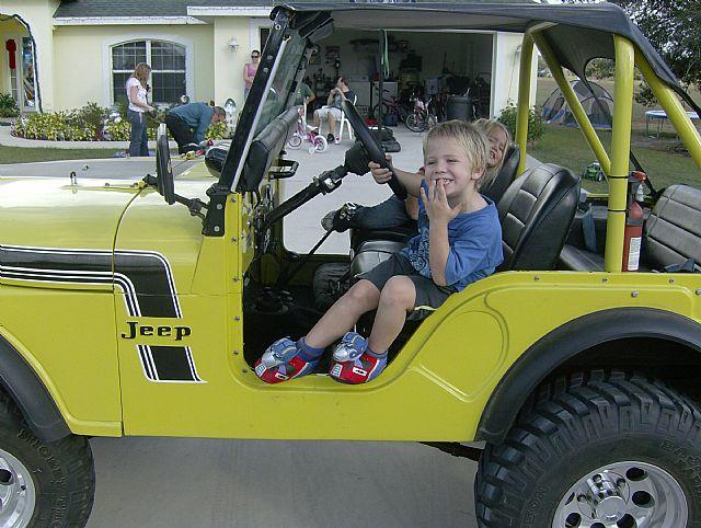 1974 Jeep Cj5 Soft Top - Jeep Cj - 1974 Jeep Cj5 Soft Top