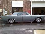 1963 Lincoln Continental Picture 6