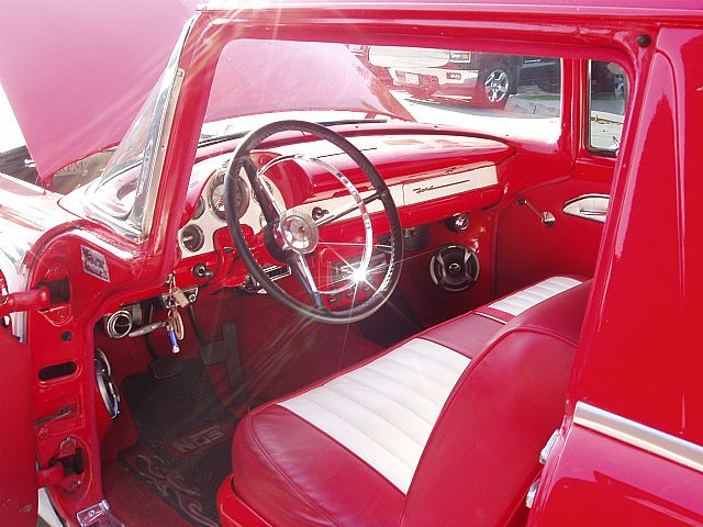 Ford Shelby Truck >> 1956 Ford Courier Sedan Delivery For Sale Long Beach, California