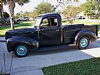1940 Ford Pickup Picture 6