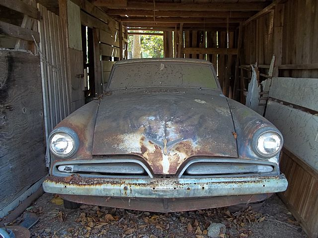Transtar Transmission Parts >> 1954 Studebaker Commander For Sale Valley Head, Alabama