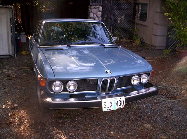 1976 Bmw 3 0si For Sale Paradise California