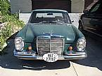1968 Mercedes 280S Picture 6