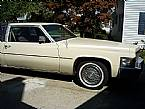 1978 Cadillac Coupe DeVille Picture 6