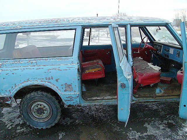1968 Gmc Suburban 4x4 For Sale Calgary Alberta