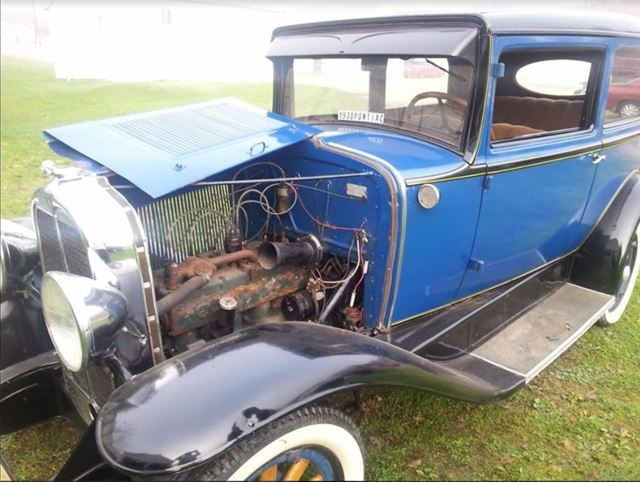 1930 pontiac big six for sale east troy wisconsin for 1930 pontiac 4 door sedan