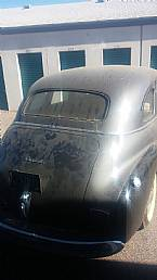 1948 Chevrolet Stylemaster Picture 6