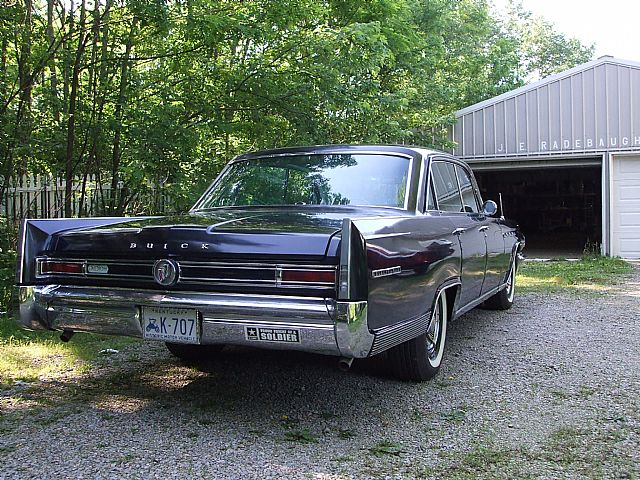 1963 Buick Electra Picture 6