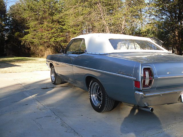 1968 Ford Fairlane 500 For Sale Winston Salem North Carolina