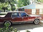 1989 Lincoln Town Car Picture 6