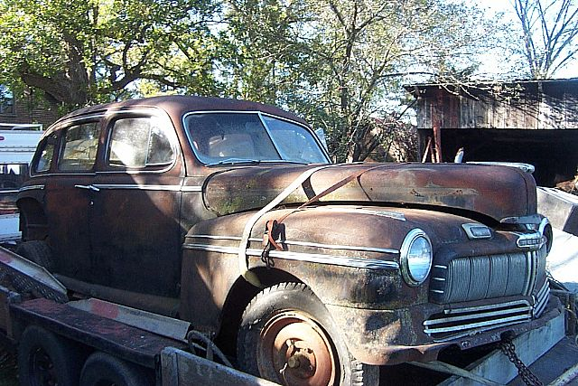 1948 Mercury Coupe For Sale Sparta Wisconsin