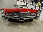 1968 Cadillac Convertible Picture 6