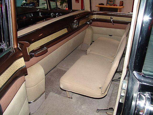 on Custom 1966 Cadillac Deville
