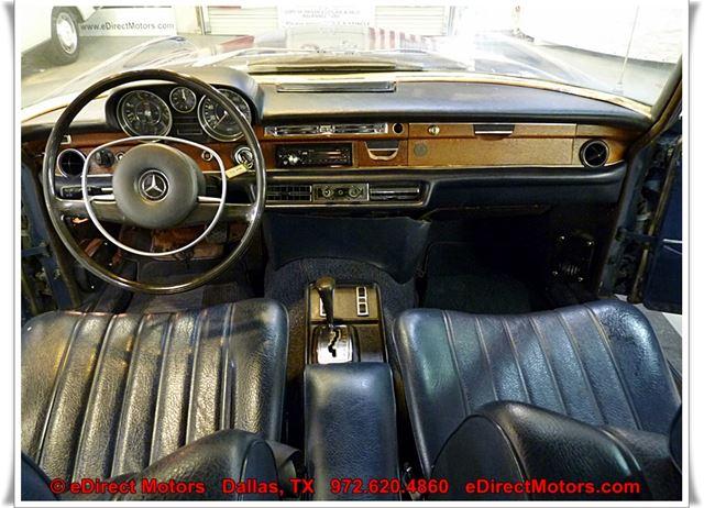 1972 Mercedes 280se 4 5 For Sale Dallas Texas