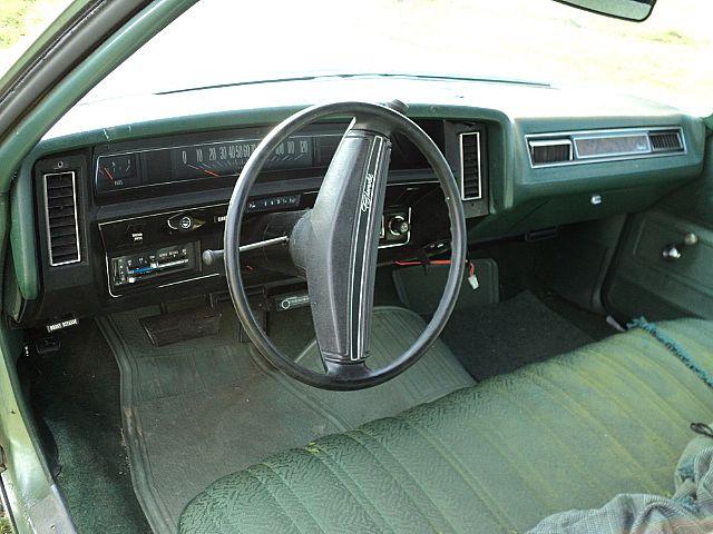 1973 chevrolet impala 2 door hardtop for sale creston ohio